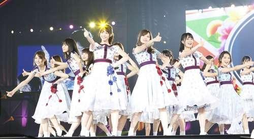 乃木坂初の東京D公演2日で11万人「もっと上る」 ニフティニュース