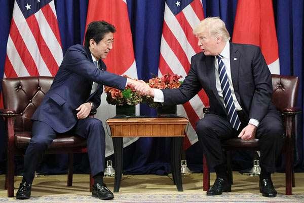 トランプ大統領の「自分ファースト」な要求 日本政府があたふた - ライブドアニュース