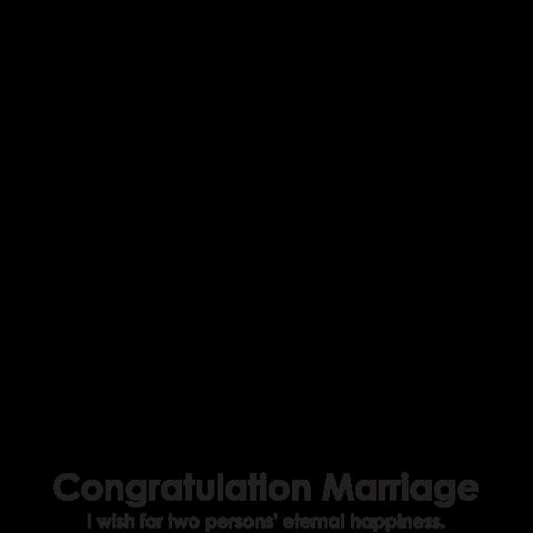今月結婚(婚姻届を提出)する方集合!