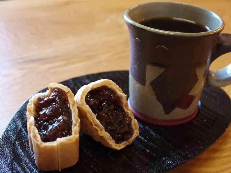 【画像】コーヒーとスイーツ
