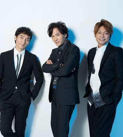 稲垣吾郎、草なぎ剛、香取慎吾 パラリンピック・スペシャルサポーターに就任