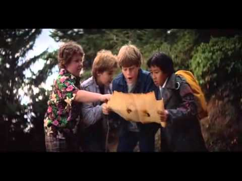 THE GOONIES - THE GOONIES 'R' GOOD ENOUGH - YouTube