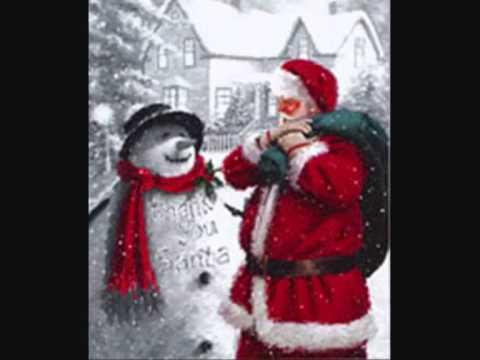 Gene Autry 'Frosty The Snowman' - YouTube
