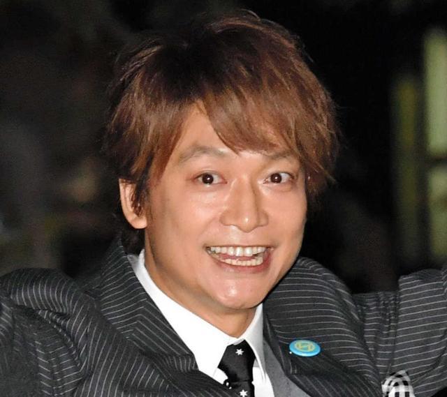 香取慎吾 未明に「生きろ!」「死んじゃダメだよ」とツイート