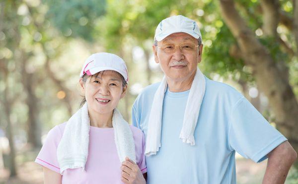 高齢者の体力回復