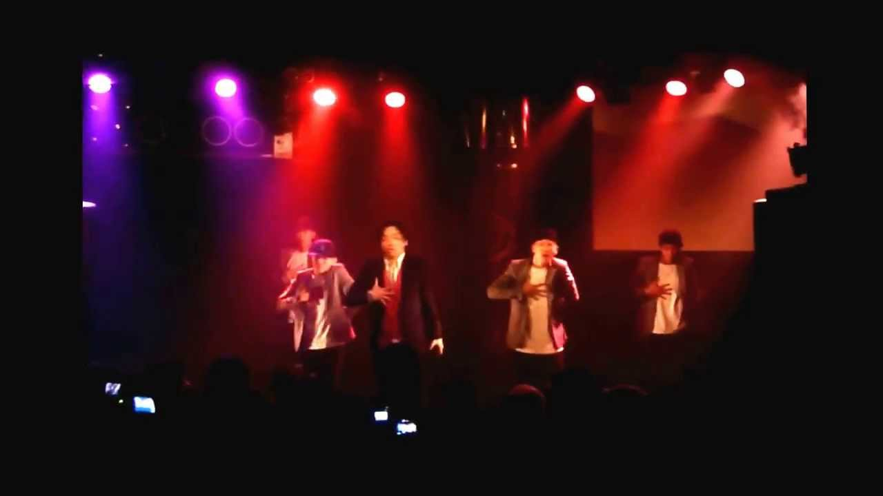 三浦大知+s**t kingz [Fan Cam]Who's The Man - YouTube