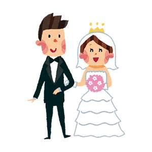 結婚に憧れを一切持ってない人