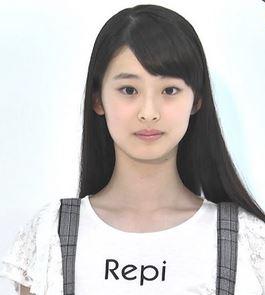 今年の国民的美少女「ドクターX」で女優デビュー