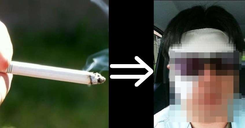【完全実話】喫煙者は知らなきゃヤバい!!タバコの灰のせいで
