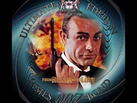 FROM RUSSIA WITH LOVE (MATT MONRO) - JAMES BOND 007 . - YouTube