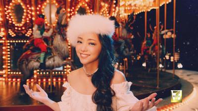 安室奈美恵とクリスマス!?セブンイレブンの新CMに出演