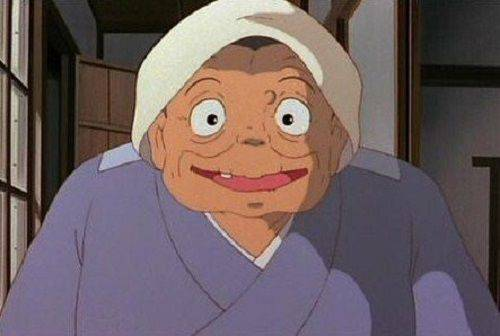 優しいおばあちゃんになりきるトピ