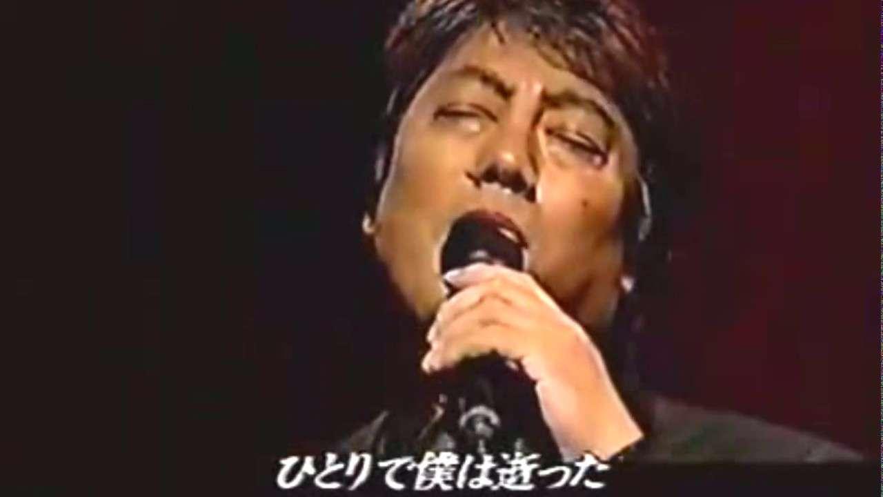 沢田研二 うたばん 2001 06 07 - YouTube