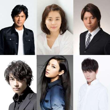 木村拓哉主演ドラマ『BG』に江口洋介、石田ゆり子、上川隆也ら主役級ズラリ