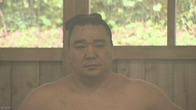 日馬富士が貴ノ岩に暴行か 日本相撲協会が調査へ | NHKニュース