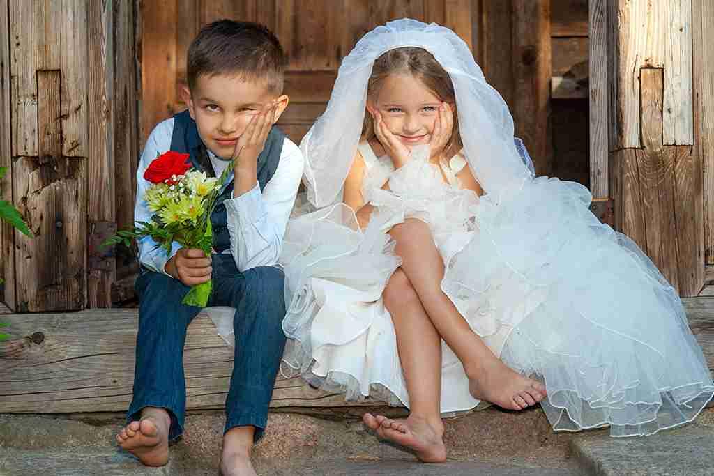 友達の子供同士で結婚した人