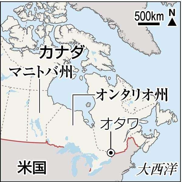 【歴史戦】「南京大虐殺記念日」カナダの別の州でも法案 事件80年で制定の動き拡大、今度はマニトバ州 - 産経ニュース