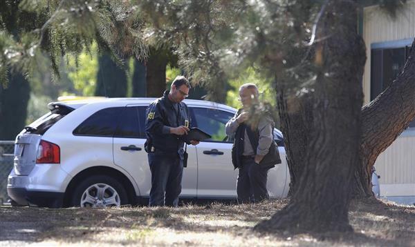 米カリフォルニア州で銃乱射、4人死亡…児童ら負傷、容疑者射殺