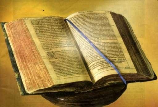聖書について語ろう