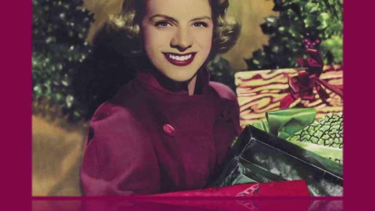 Rudolph The Red Nosed Reindeer  Rosemary Clooney - YouTube