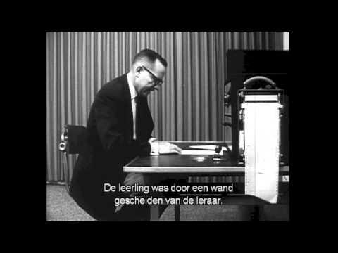 Milgram Experiment - Big History NL, threshold 6 - YouTube