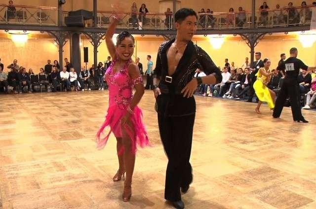 """キンタロー。&ロペスが再始動 「1点の忘れ物」を獲りに次の""""社交ダンス世界選手権""""へ"""