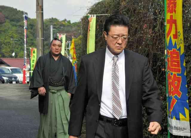日馬富士、貴乃花親方に謝罪できず 近くまで行ったが… (朝日新聞デジタル) - Yahoo!ニュース