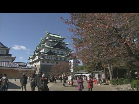 【CBC News】復元名古屋城にもエレベーターの設置求める - YouTube