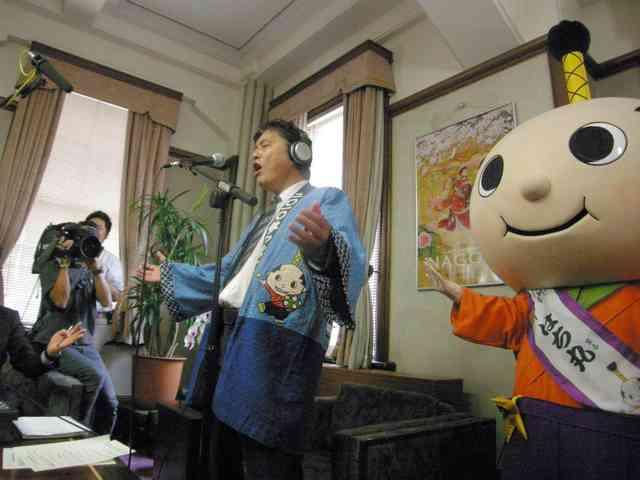 「名古屋、ヒット曲ない」市が歌作り、今度こそ当たる?:朝日新聞デジタル