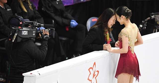 「うまくいかなかったのも想定内」本田真凜の課題はメンタルと練習。 - フィギュアスケート - Number Web - ナンバー