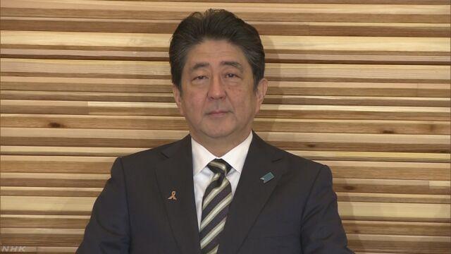 閣議で内閣総辞職 第4次安倍内閣発足へ | NHKニュース