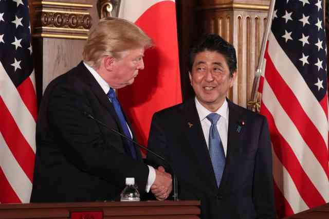 【日米首脳会談】トランプ大統領「重要なのは日本が膨大な兵器を追加で買うことだ」