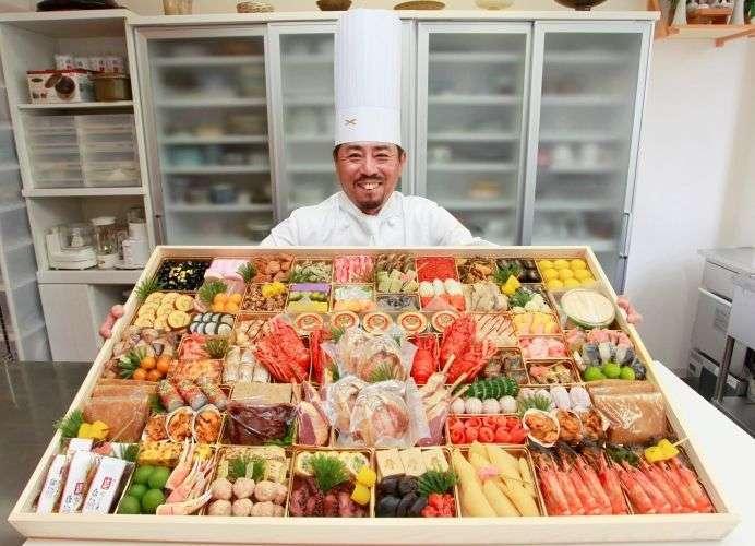 おせち料理作りますか?それとも注文しますか?それとも、そもそも食べないですか?