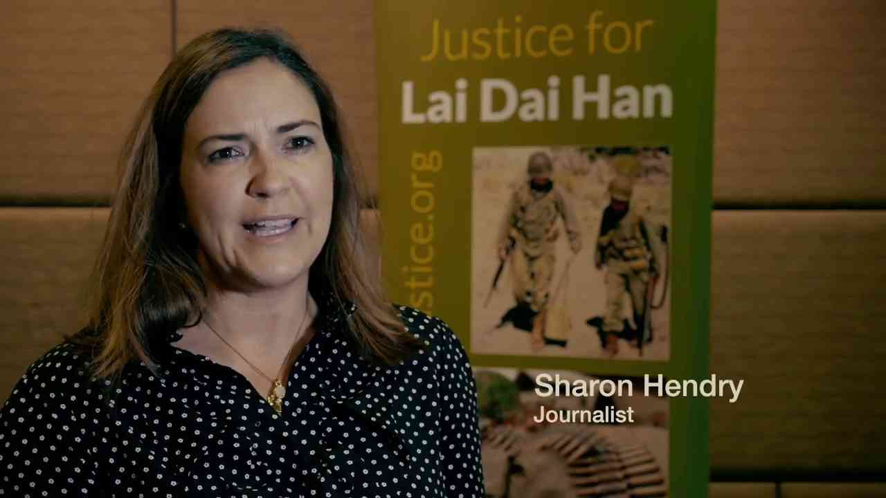 Lai Dai Han Awareness Event  - 12th Sept 2017 - Westminster - YouTube