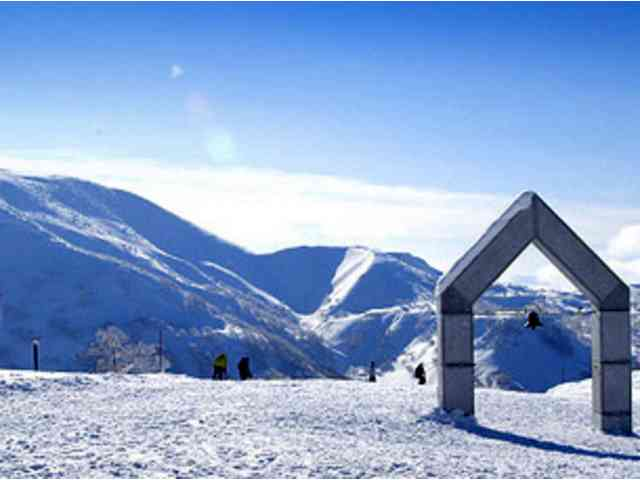 ここのスキー場が好き♪良かった♪