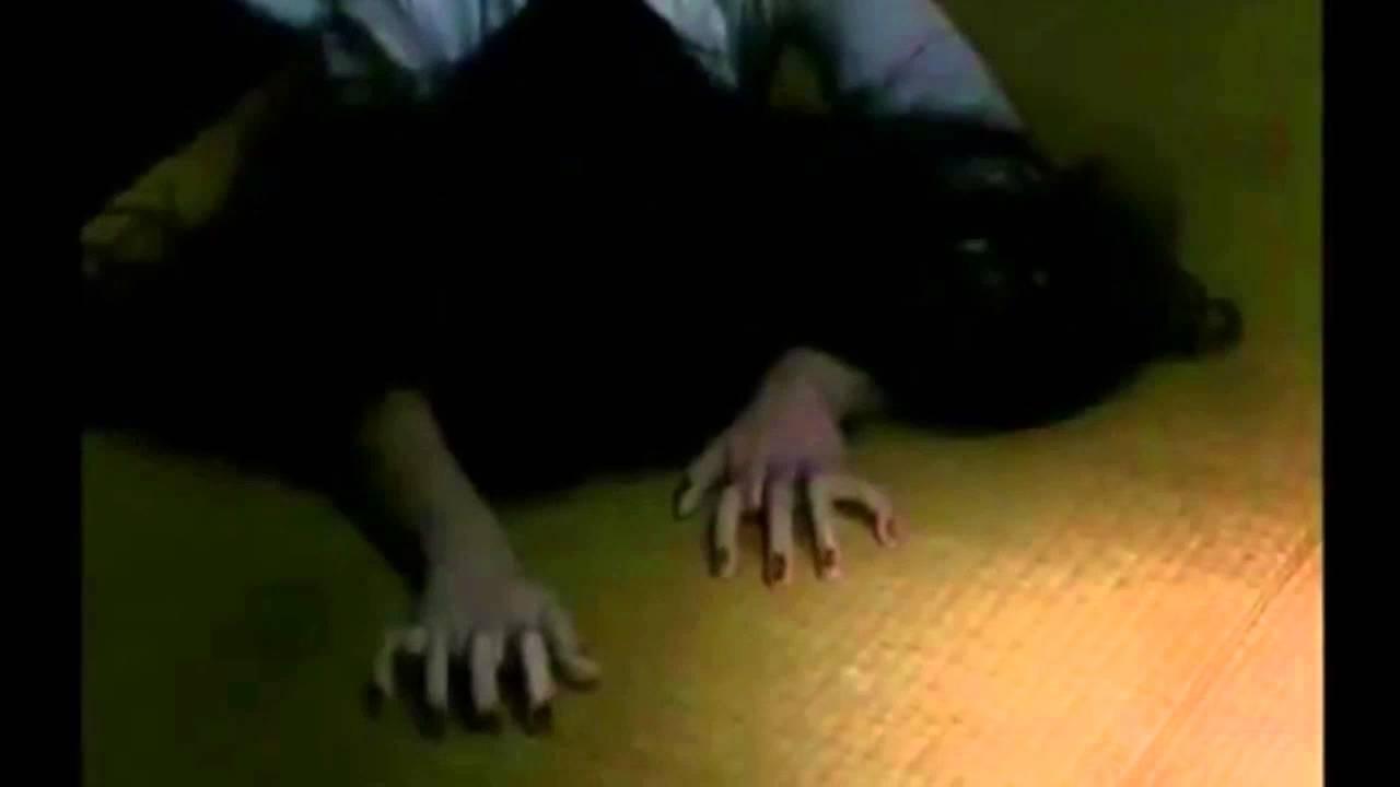 貞子がテレビから出てくるシーンにこち亀のBGMをつけてみた - YouTube