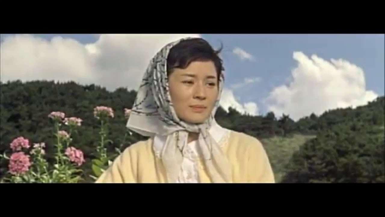 しれとこ旅情  森繁久彌 - YouTube