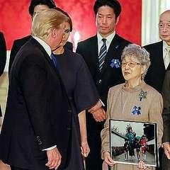 トランプ大統領と拉致被害者家族の面会を北朝鮮が非難「猿芝居を演出」