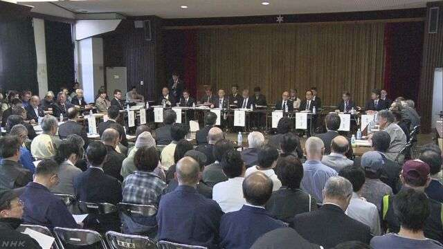 豊洲市場来年10月移転 10日の協議会で正式決定へ | NHKニュース