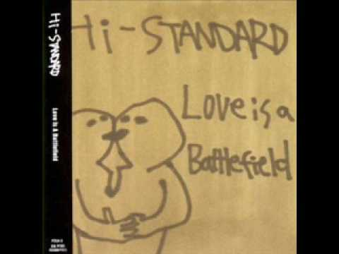 HI-STANDARD - Can't Help Falling In Love - YouTube