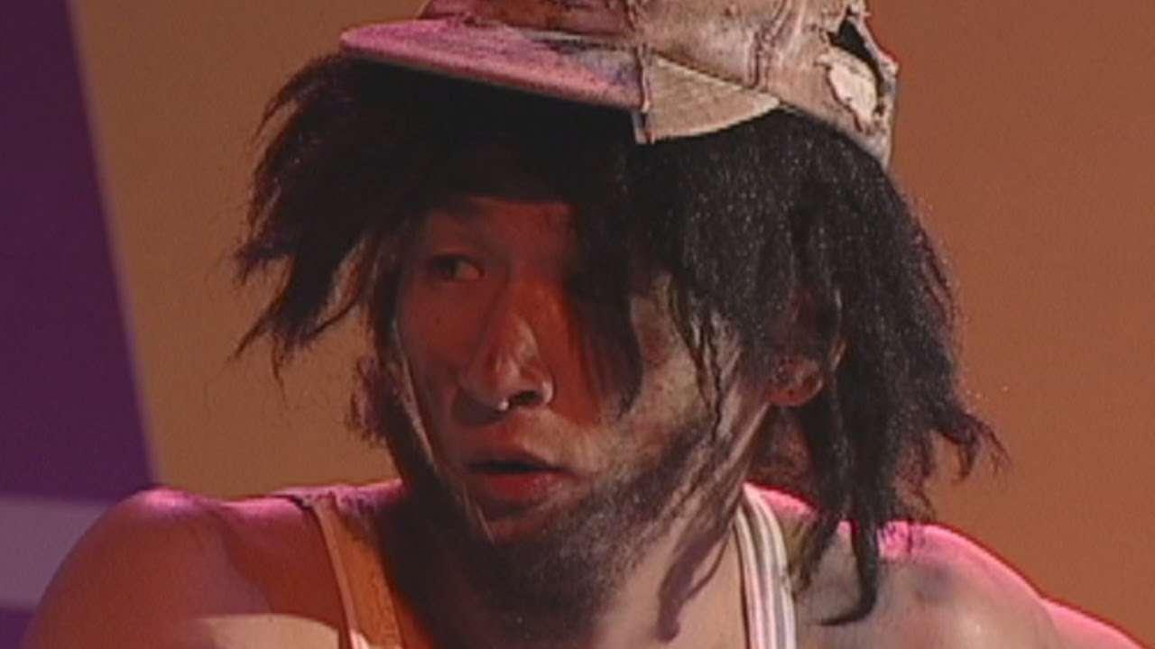 初々しいロバートのコント 「シゲとおさださん」 - YouTube