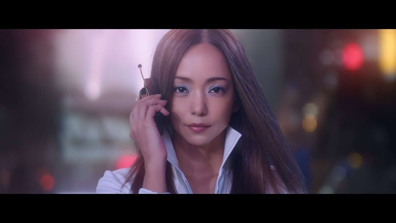 「namie amuro×docomo  25年の軌跡」篇 - YouTube