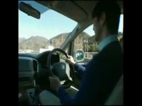 NEXCO中日本CM -ON THE ROAD- - YouTube