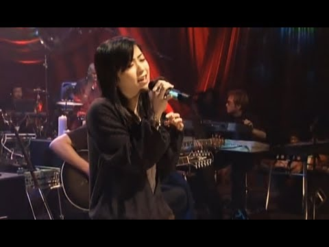 宇多田ヒカル (Utada Hikaru)  -  With or Without You「MTV UNPLUGGED 2001」 - YouTube