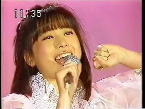 松田聖子 天国のキッス - YouTube