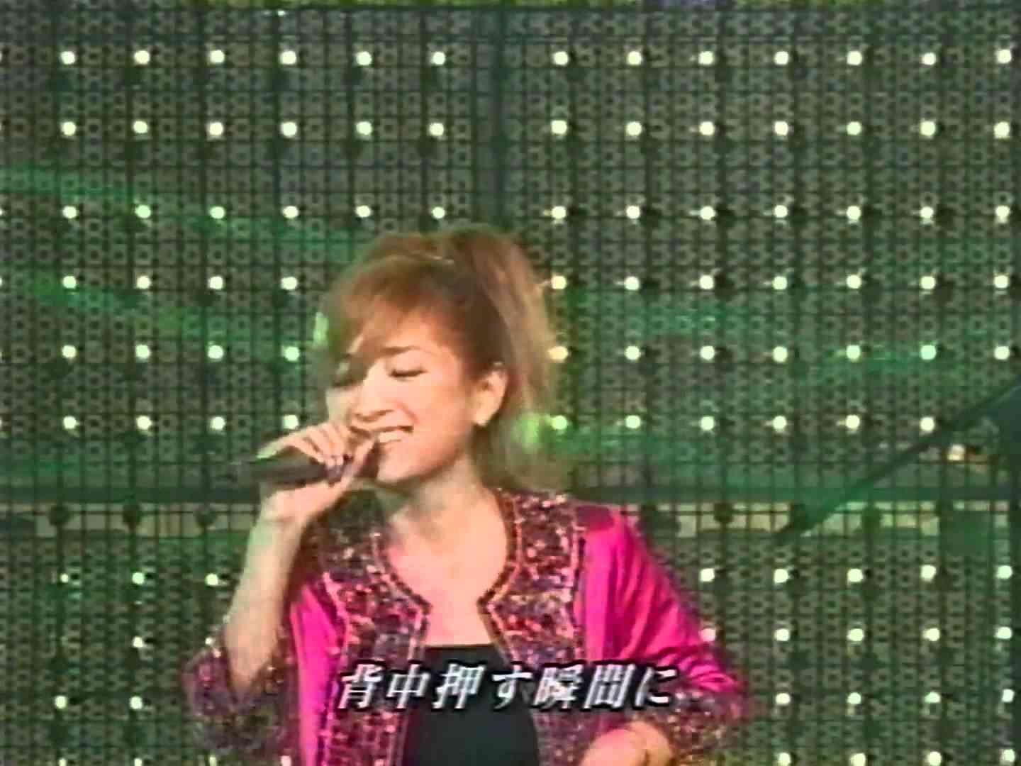 浜崎あゆみ Boys&Girls 1999-12-31 - YouTube