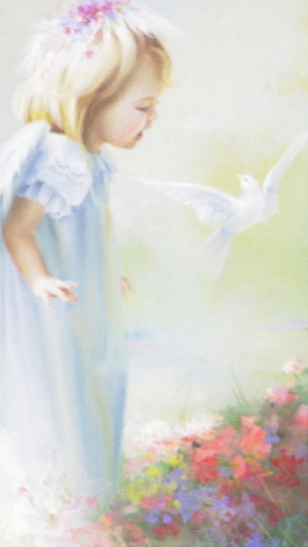 『天使』のような人ってどんな人ですか
