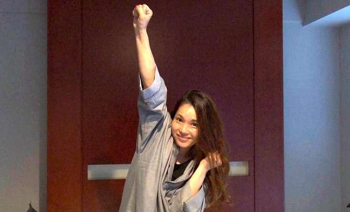 「色気はんぱない!」平野ノラにファン騒然