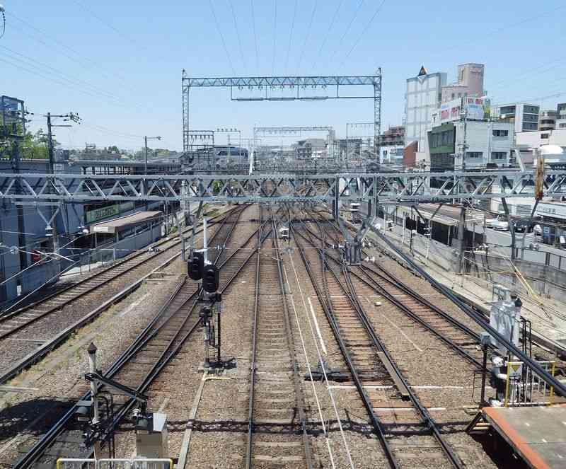 タモリもおすすめ!鉄道好きの集まる駅・奈良「大和西大寺駅」の日本一ポイント | 奈良県 | トラベルjp<たびねす>