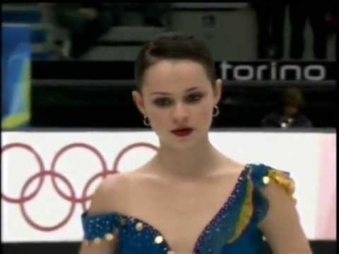 Sasha Cohen 2006 Olympic Short Program - YouTube
